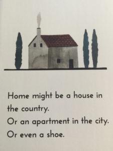 絵本『Home』