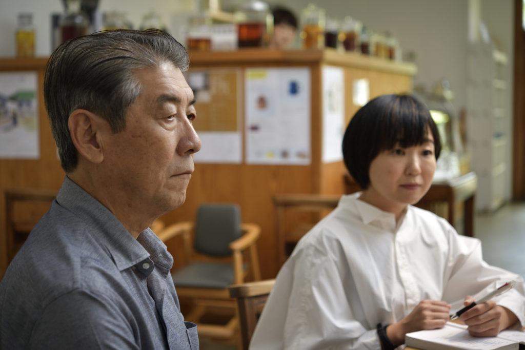 山﨑博司さん(現・ツキデ工務店)福岡美穂