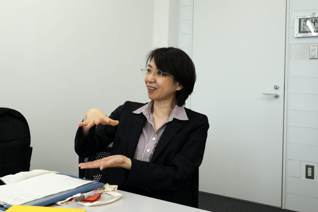 渡邉由加利-助産師