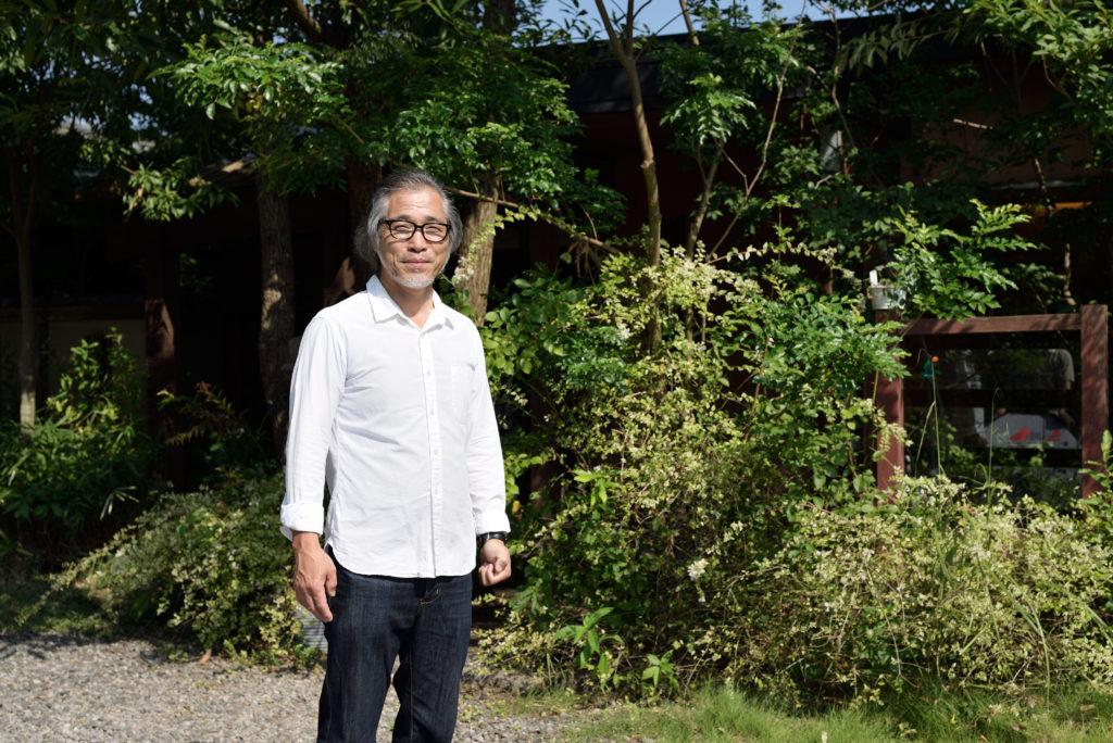 ミズタホームの社長・水田和弘さん。