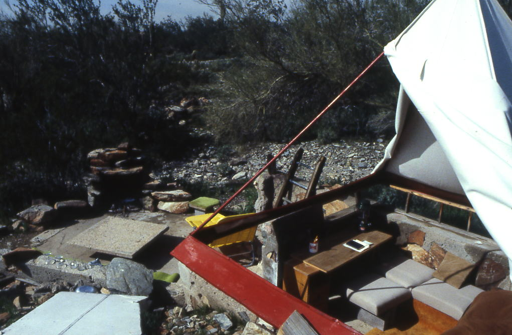 tent of taliesin west