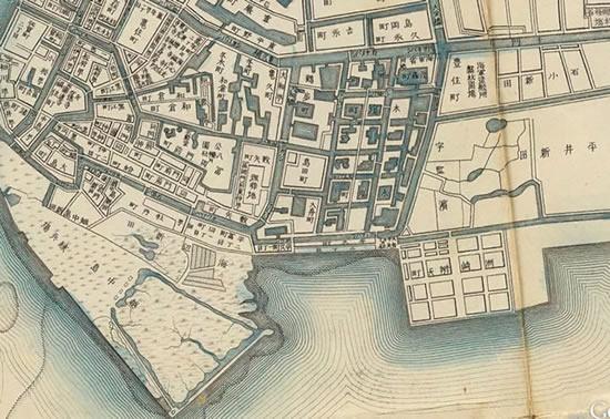 江東区古地図