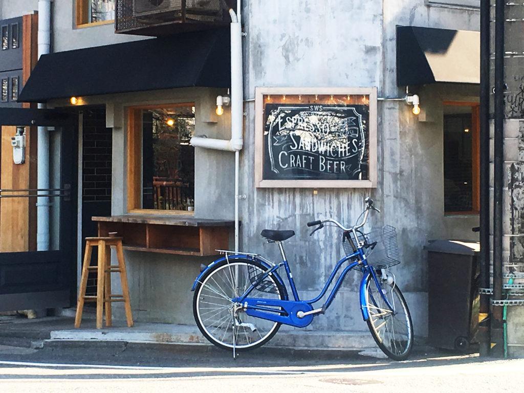 色彩のフィールドワーク:もてなす緑色彩計画家・加藤幸枝sidewalk standコーヒー