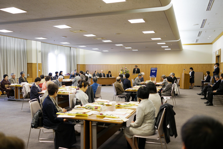浜松市民文芸表彰式