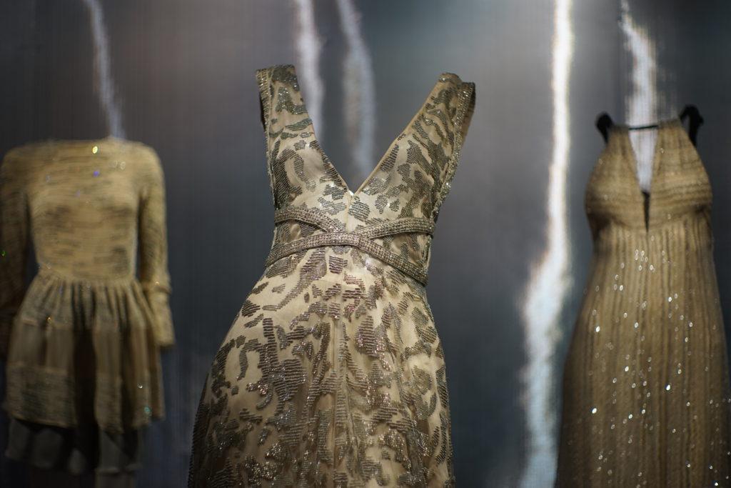 松澤穣Armani Silosアルマーニ美術館3つのドレス