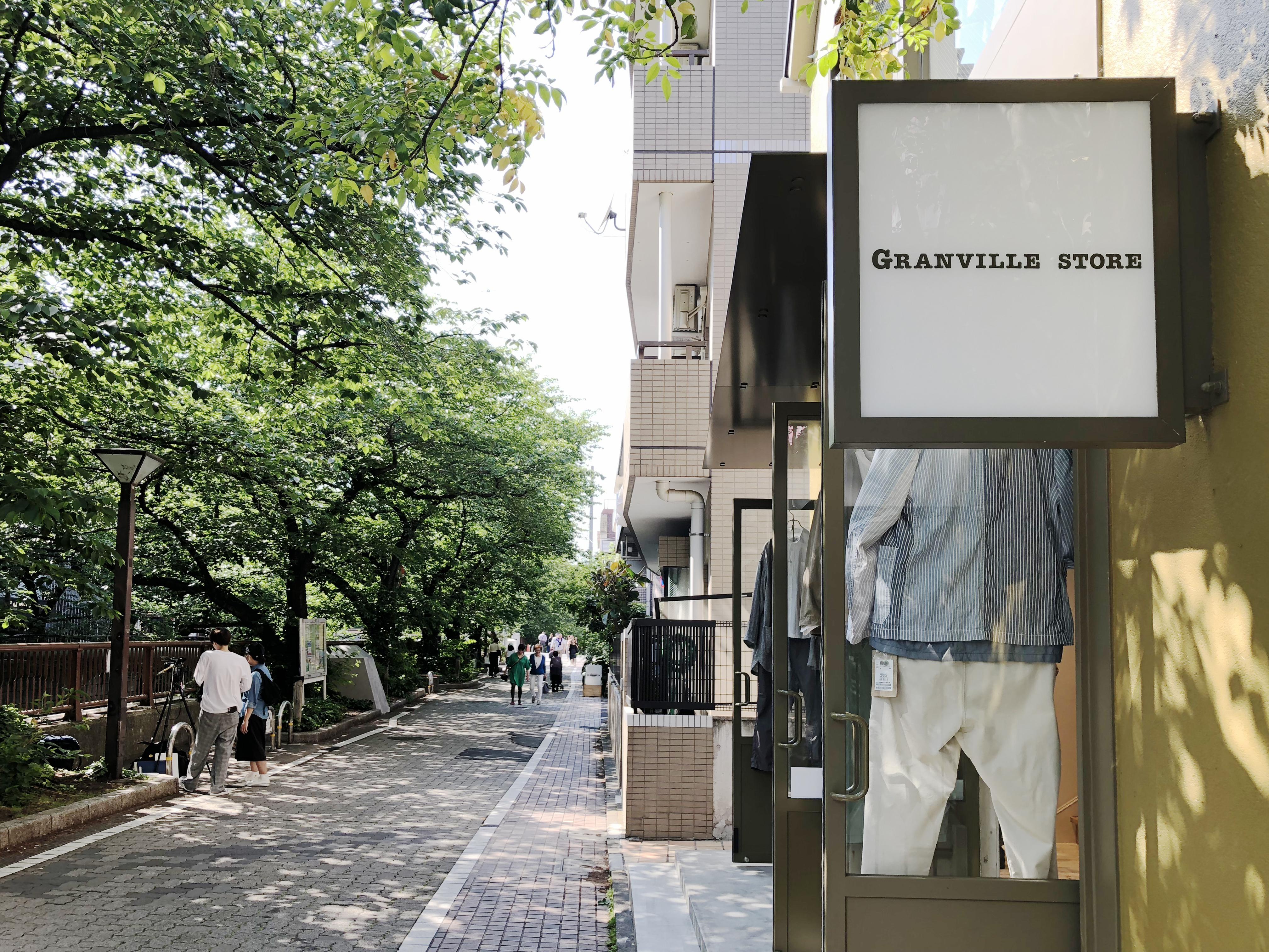 GRANVILLE STORE中目黒店