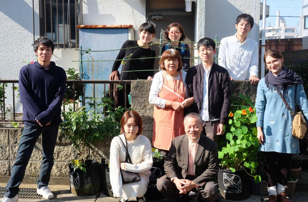 江口亜維子農的な暮らしがつなぐ「私たちの都市計画」第4話