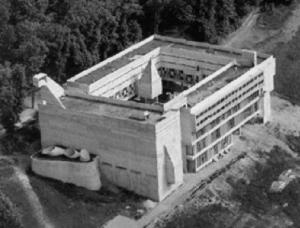 ラ・トゥーレット修道院