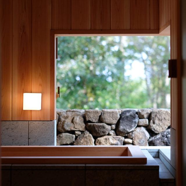 春霞の家の風呂
