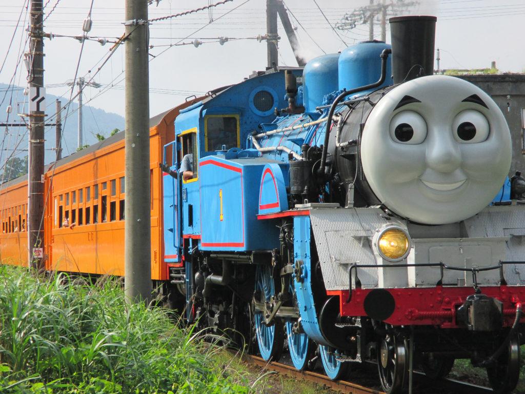 リアル機関車トーマス号
