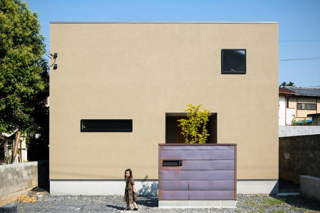 木名瀬佳世建築研究室「見川の家」