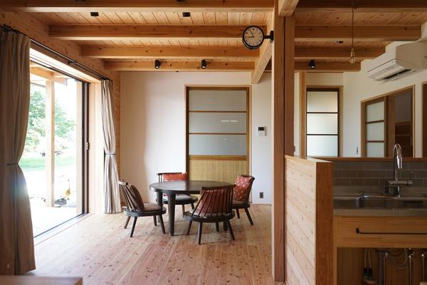 木楽舎 あんどう住宅設計室