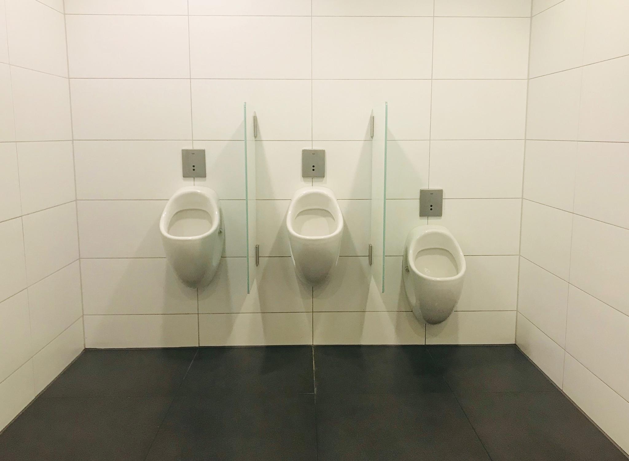 ぐるり雑考 空港 トイレ オーストリア