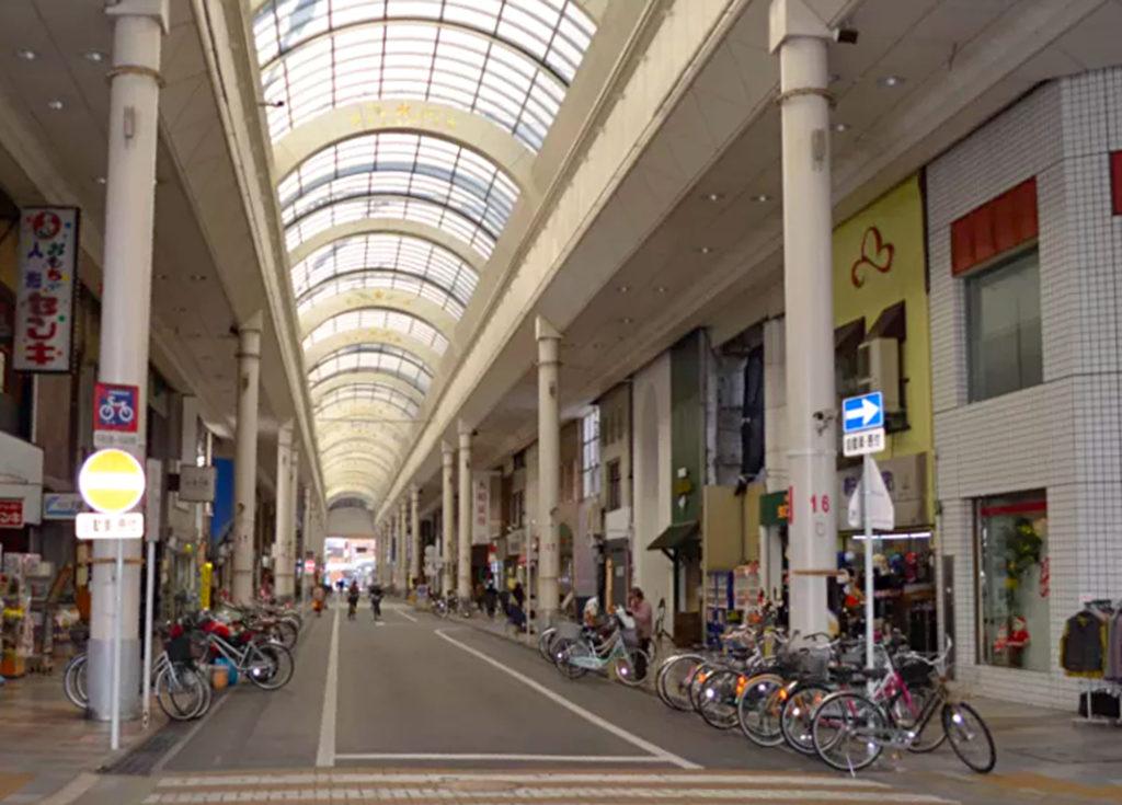 愛知県一宮市本町商店街