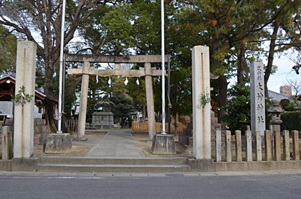 愛知県一宮市大神神社