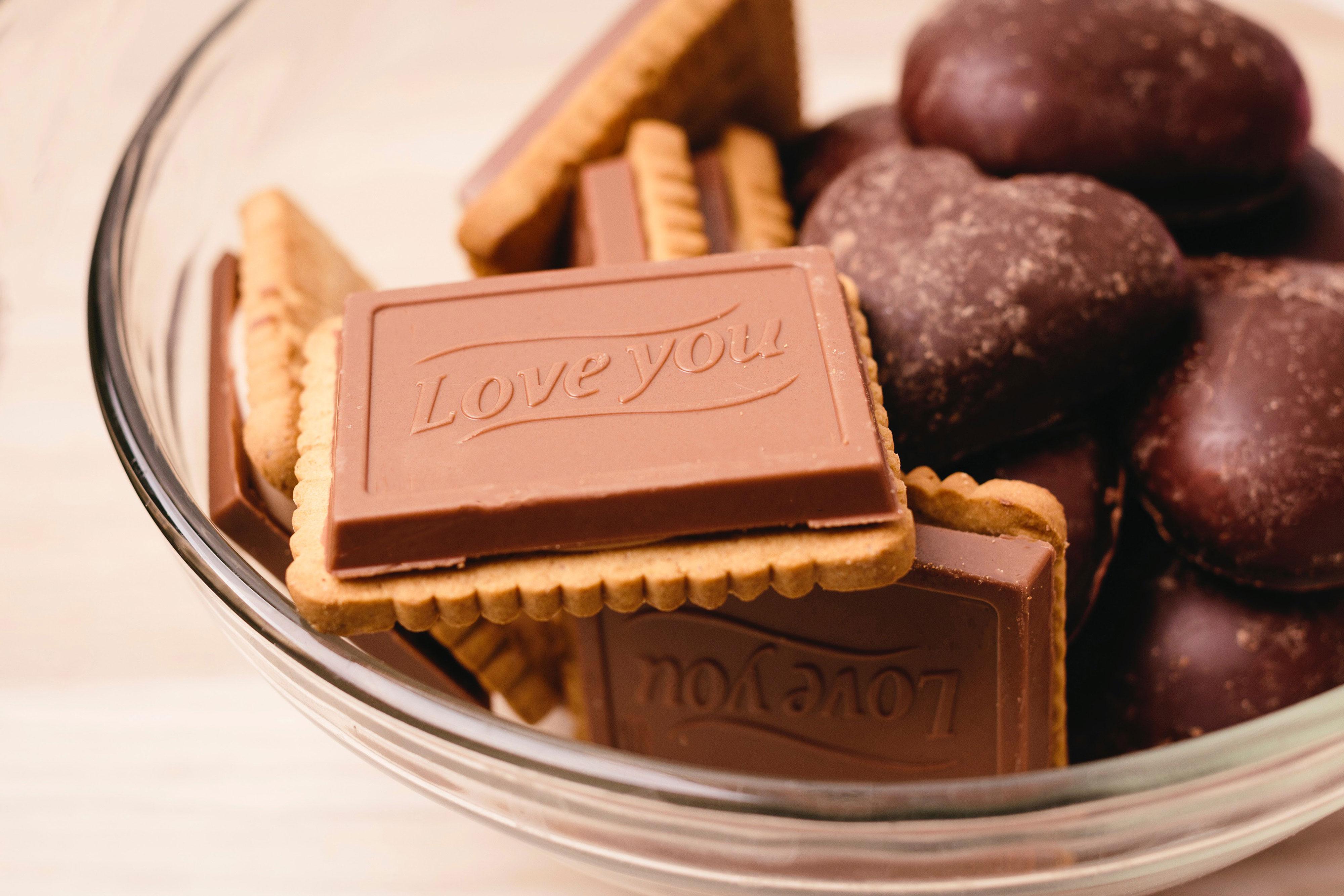 loveyouチョコレート