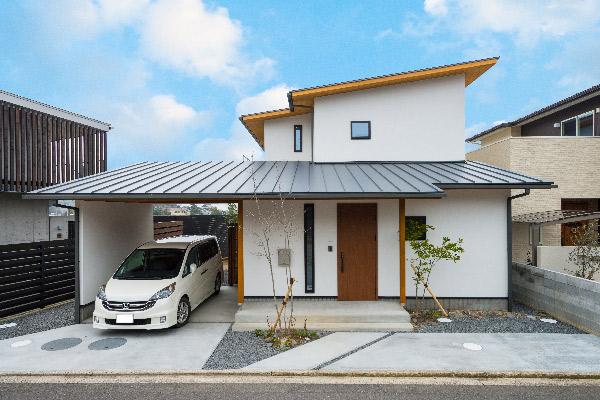 愛媛県松山市久万ノ台314‐4コラボハウス施工事例