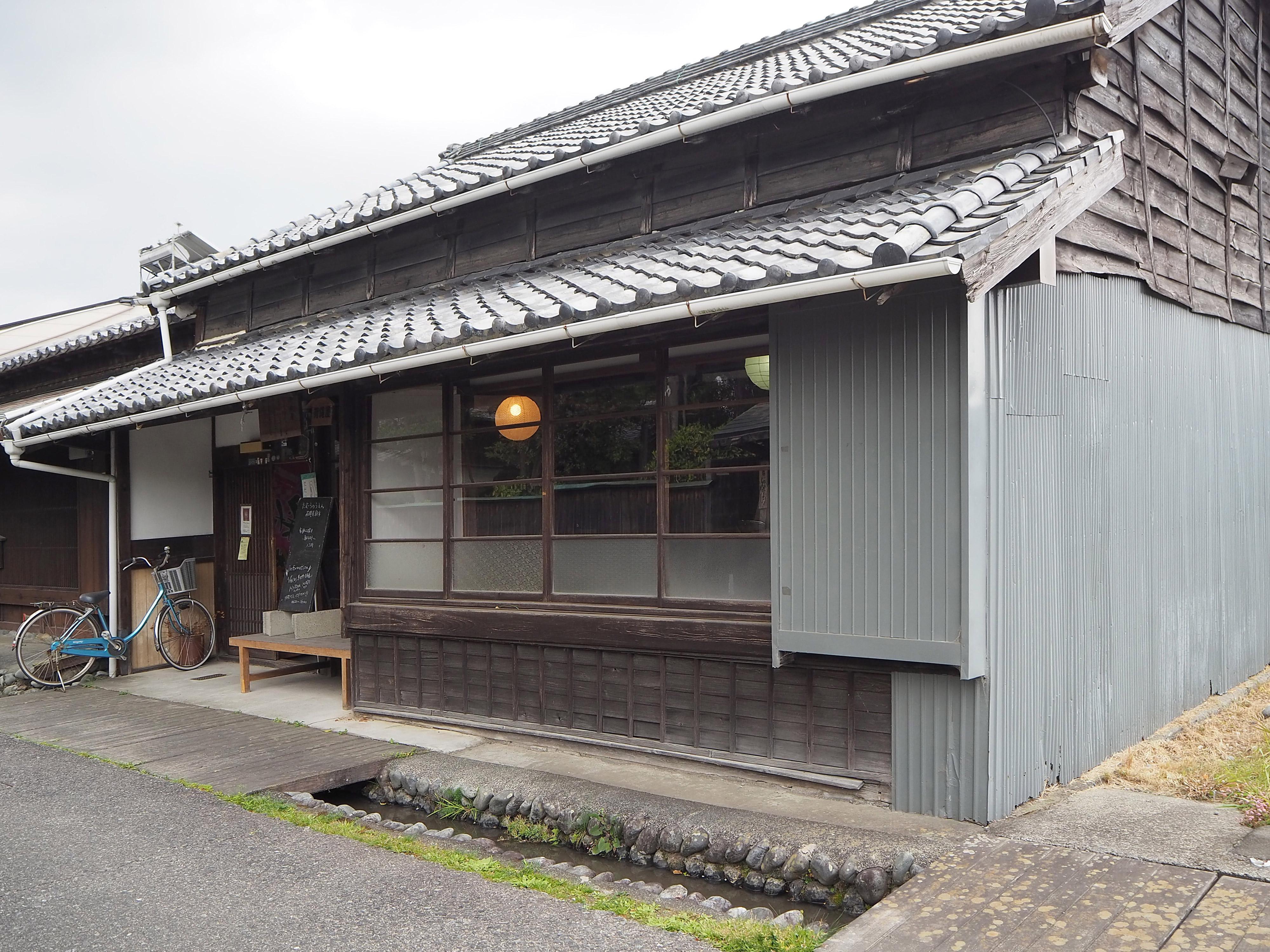 川越遺跡のお店