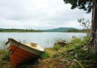 イナリ湖(フィンランド)