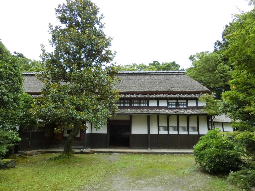 富山市国指定重要文化財浮田家