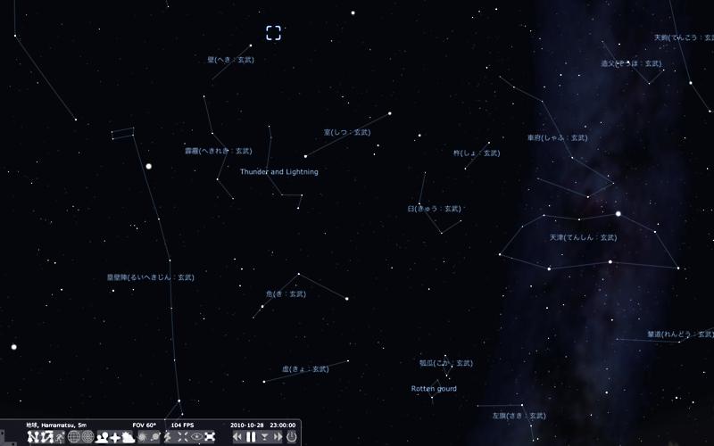 星座 一覧 図