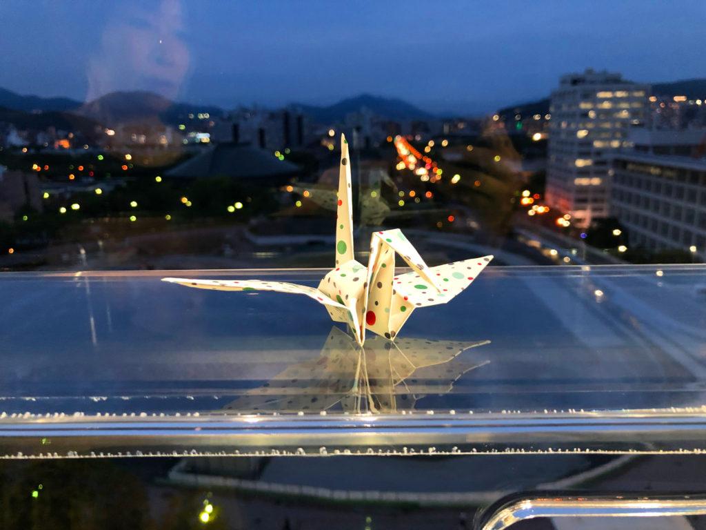 ひろしまの折り鶴