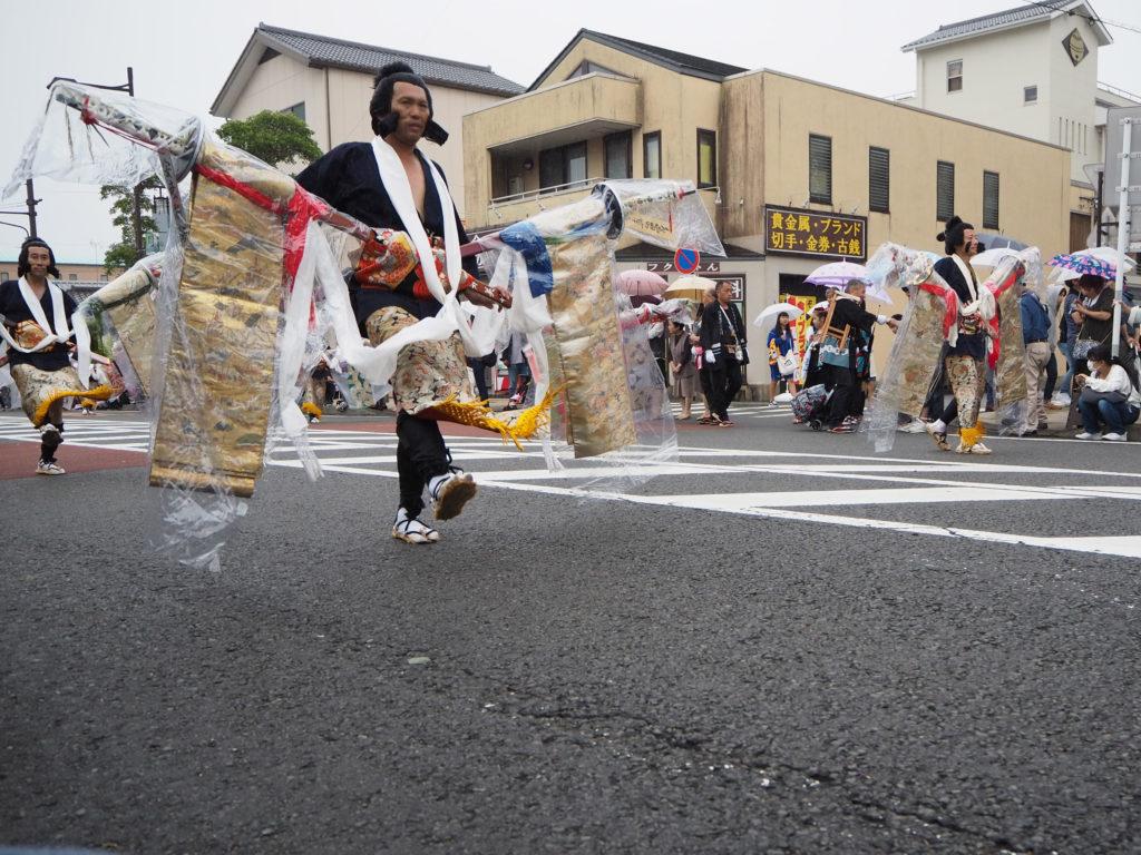 島田帯祭り