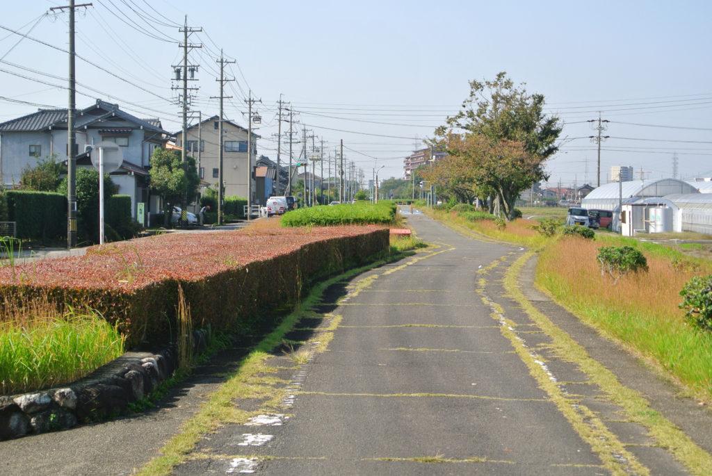 愛知県道288号豊田安城自転車道線