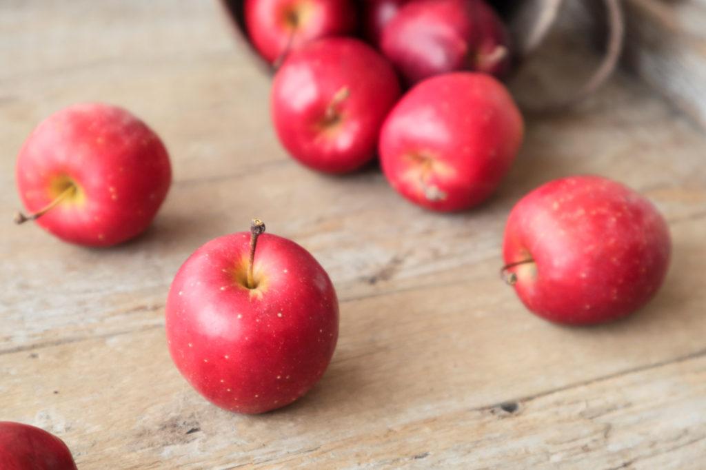 秋から冬の果物、りんご - びお編集部   びおの珠玉記事   住まい ...