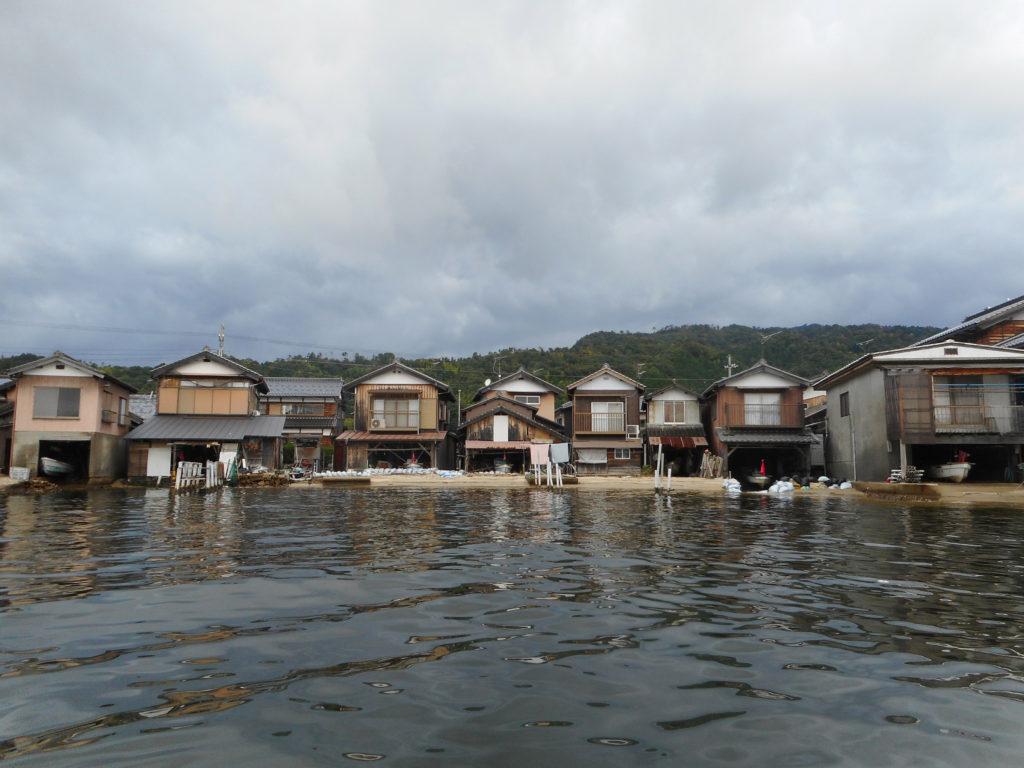 重要文化的景観阿蘇の舟屋