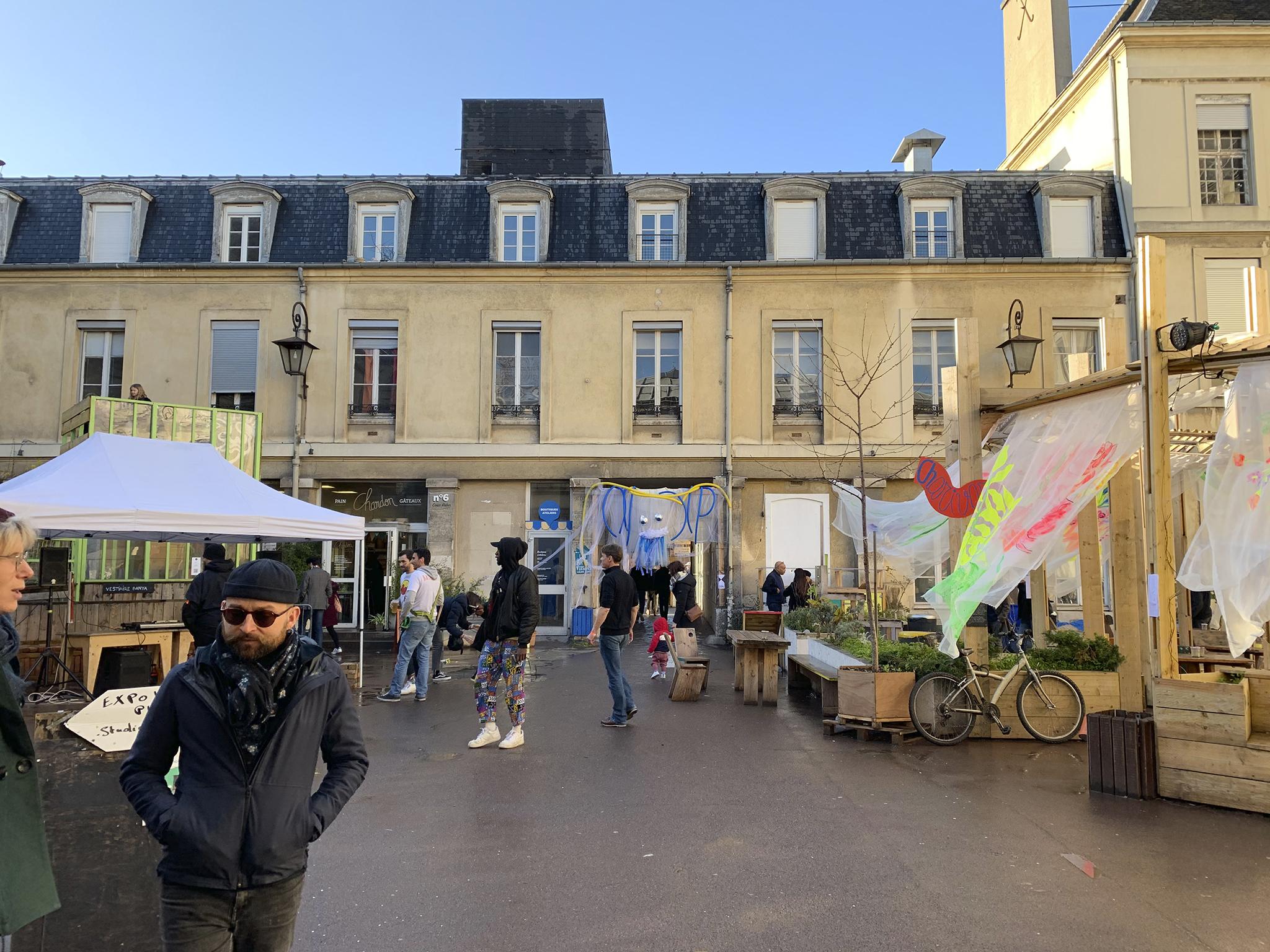 ところかわれば 森弘子 フランス パリ