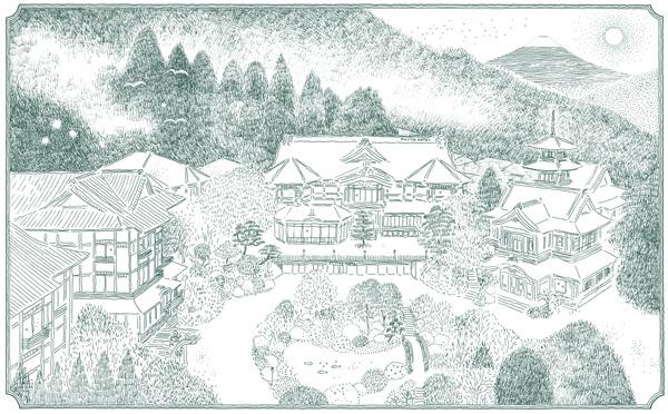 富士屋ホテル物語