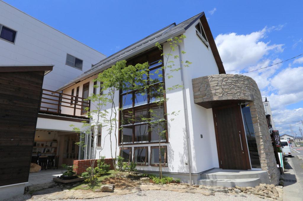 綺の家建業モデルハウス