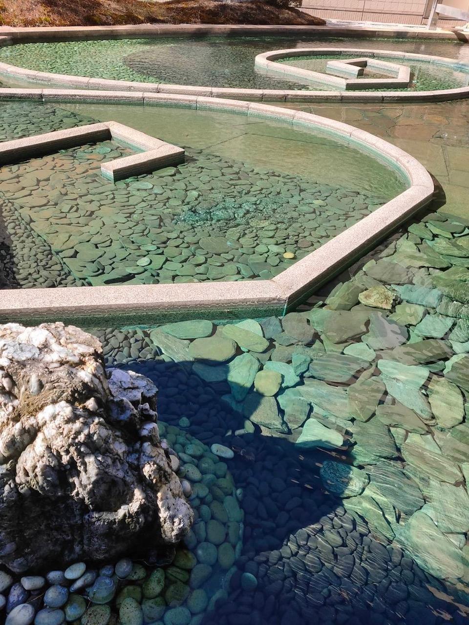 吉備中央町加賀庁舎の友琳の庭