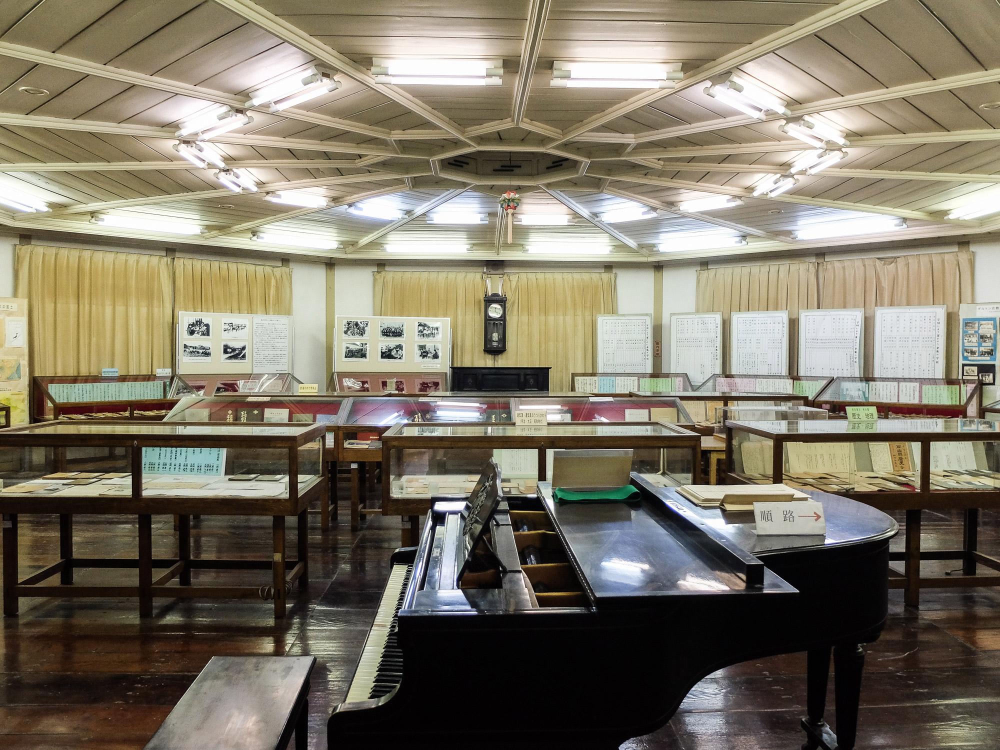 江川三郎八設計幼稚舎