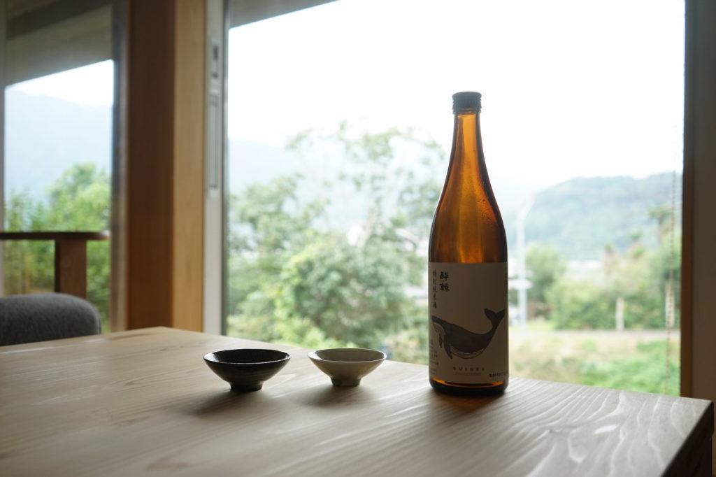 いい景色を眺めながらのお酒