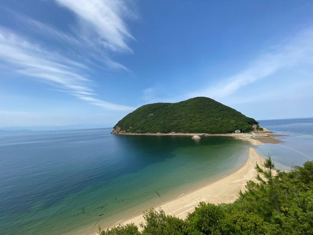 浦島太郎の丸山島