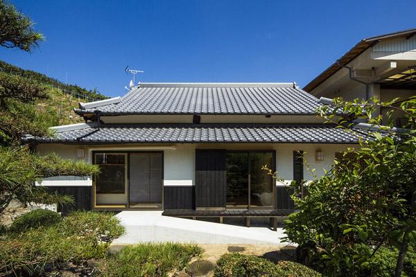 八尾の家の形状を残したリノベーション施工事例