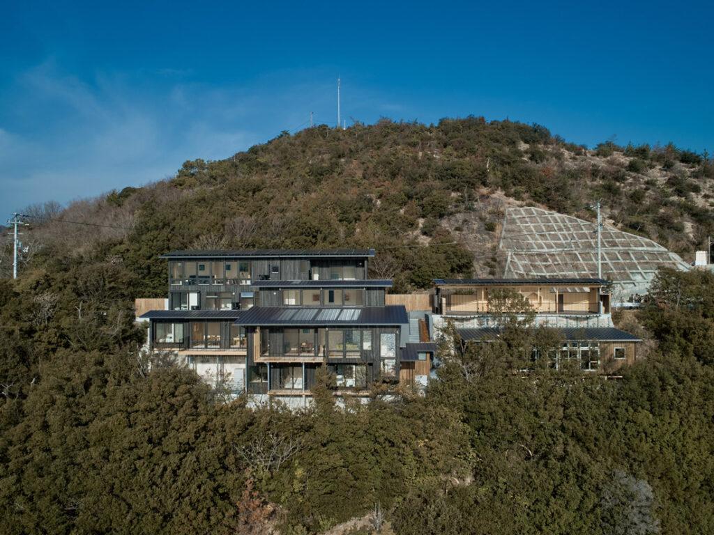 urashimavillage美しい外観