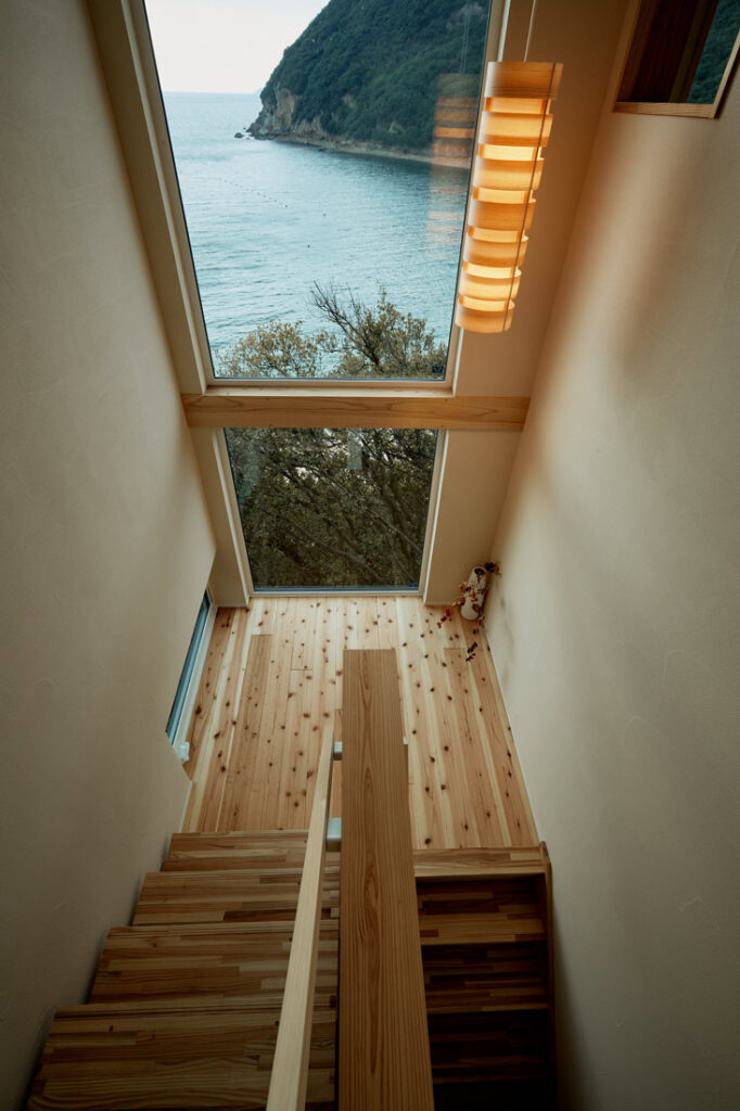 urashimavillage音の階段
