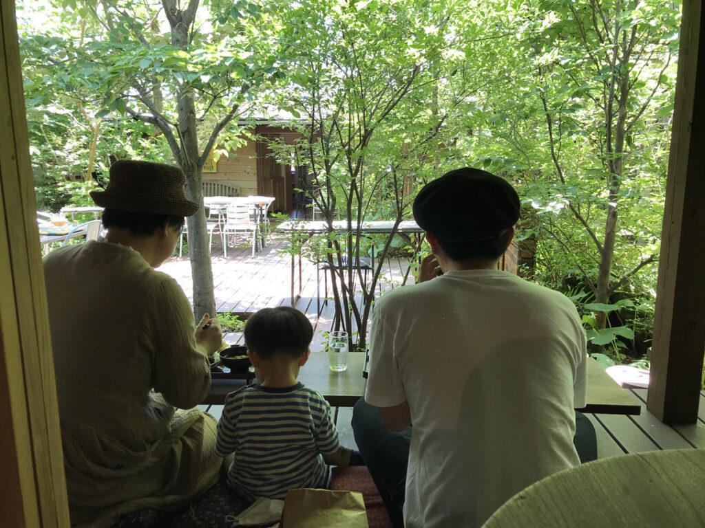 山ぼうしの樹cafe