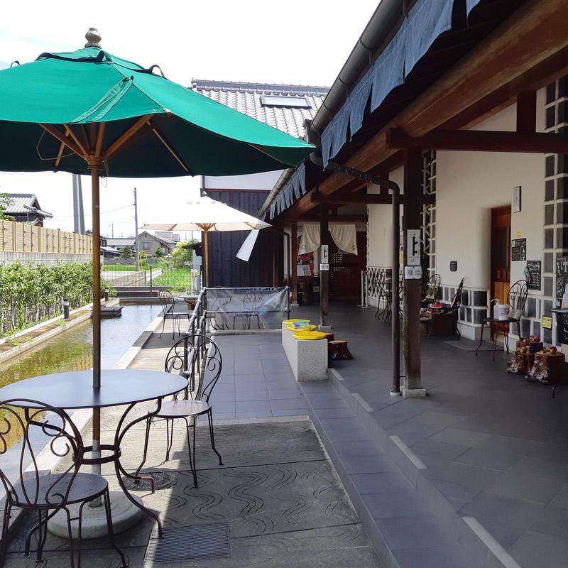 観光センター飲食スペース